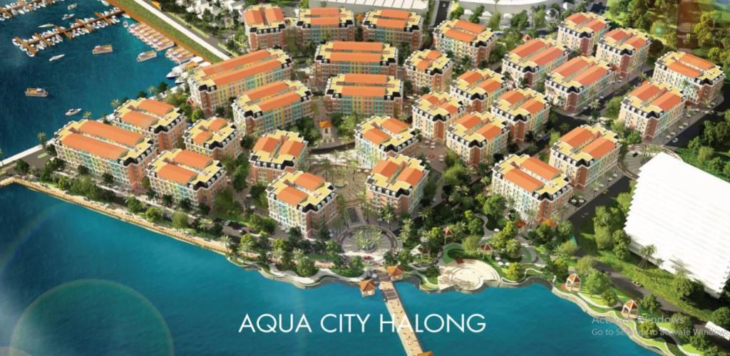 du an aqua city ha long
