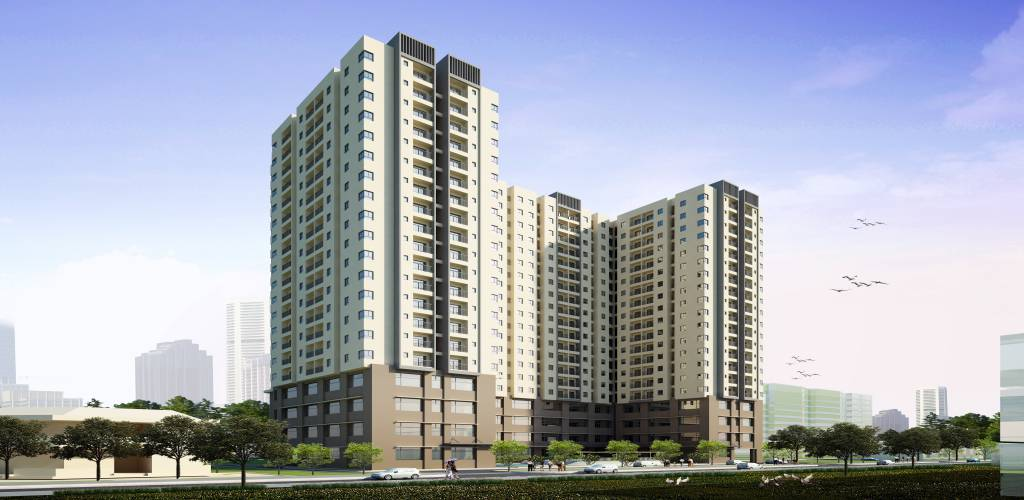 phoi canh kingsway tower