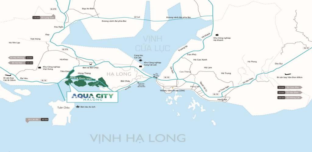 vi tri aqua city ha long