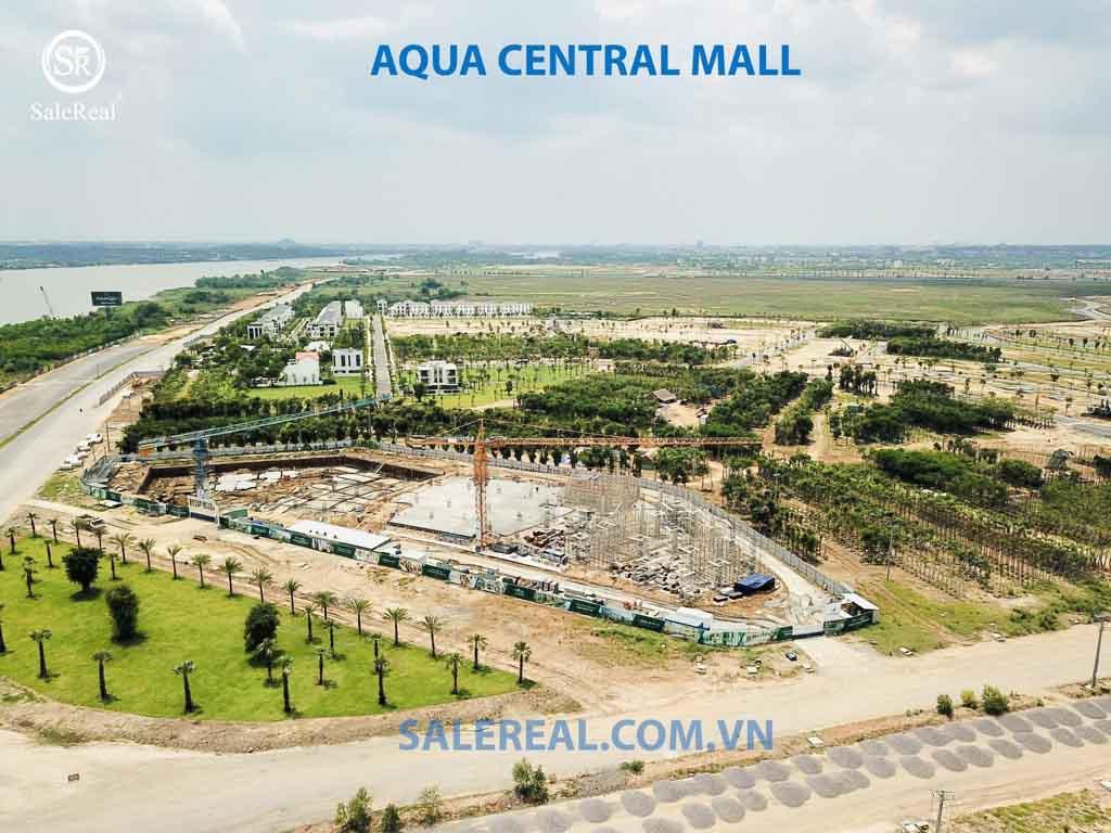 tien do aqua central mall tai aqua city