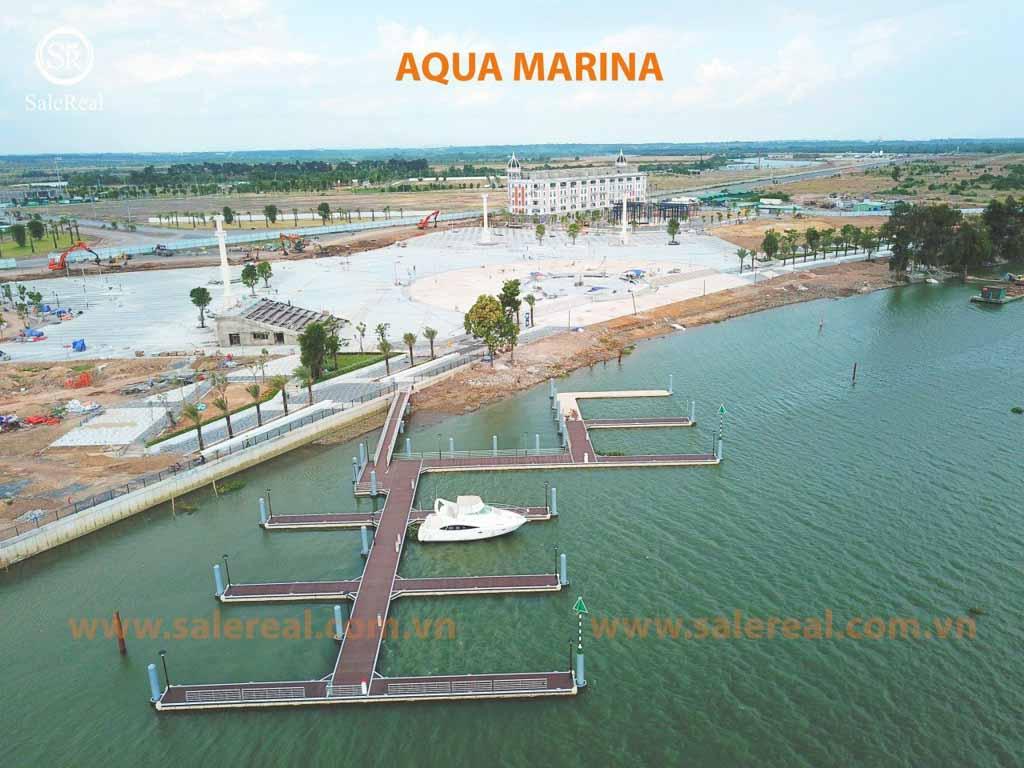 tien do quang truong aqua marina