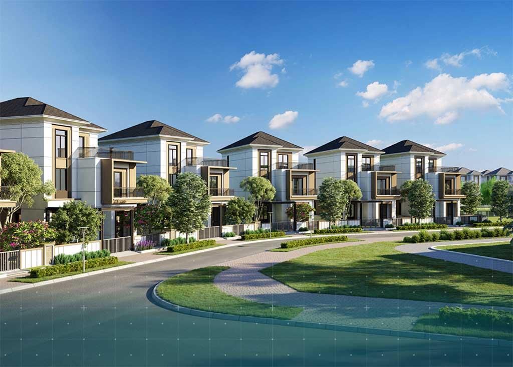 biet thu aqua city grand villas