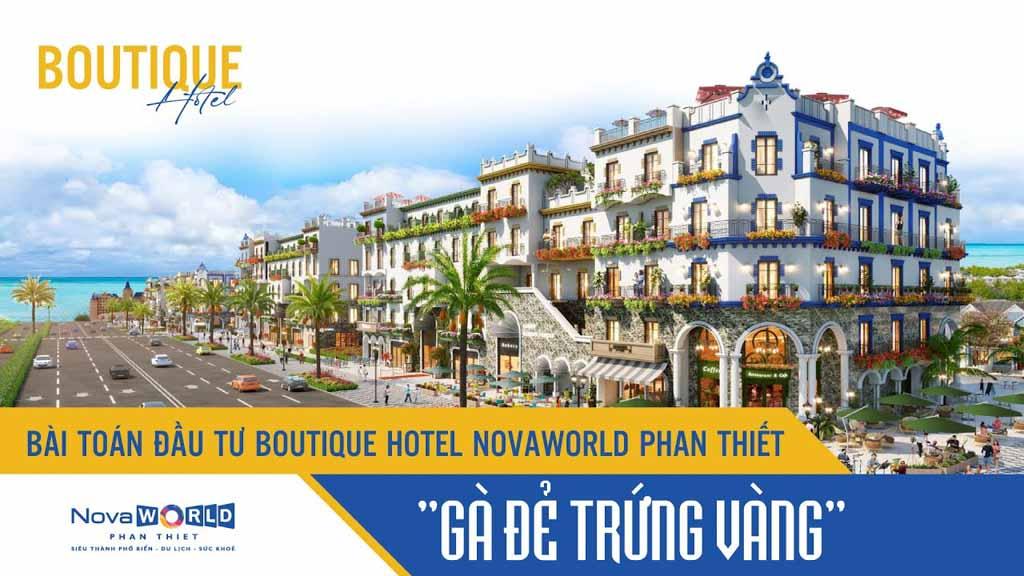 gia ban boutique hotel novaworld phan thiet