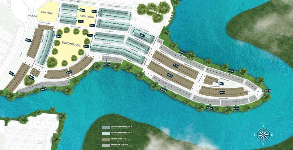 mat bang the elite 2 aqua city