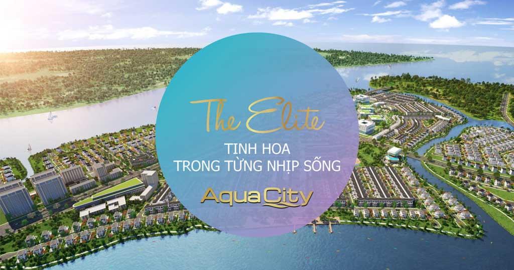 phan khu the elite 1 aqua city