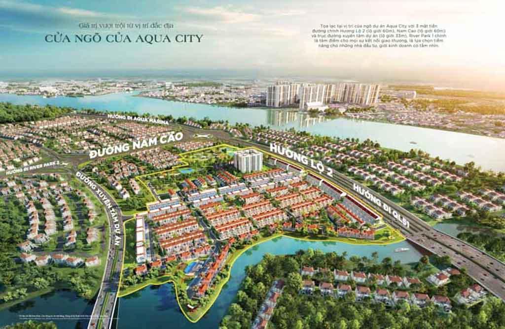 phoi canh du an river park 1 aqua city