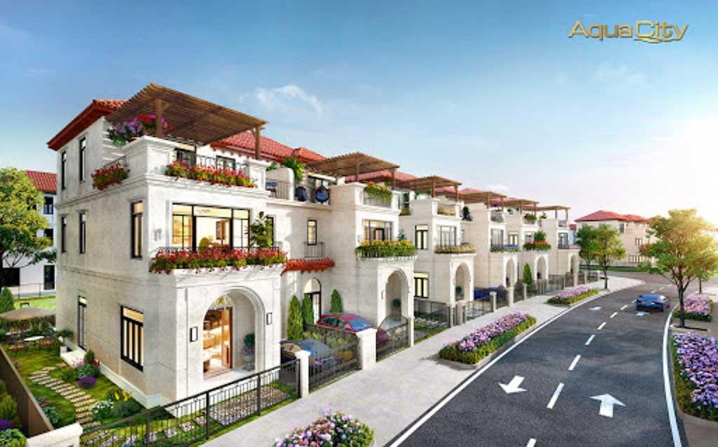 phoi canh the elite 2 aqua city