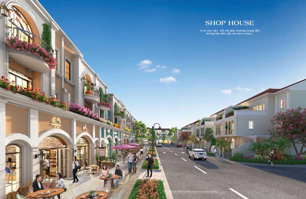 shophouse kinh doanh tai river park 1 aqua city