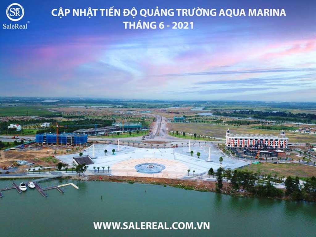 tien do sun harbor 1 aqua city