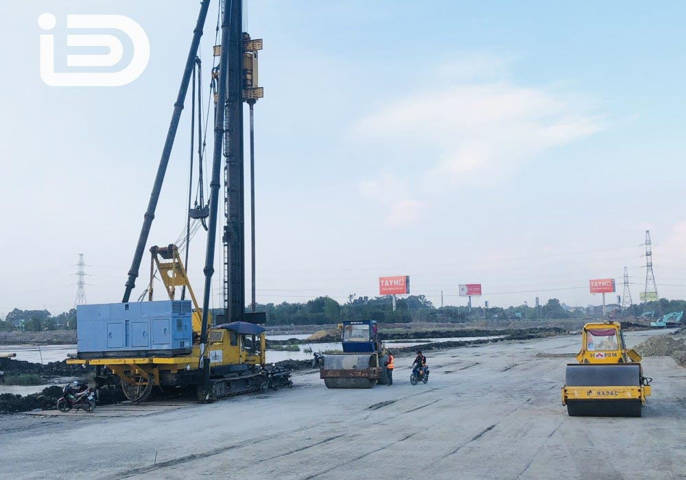 tien do id junction long thanh
