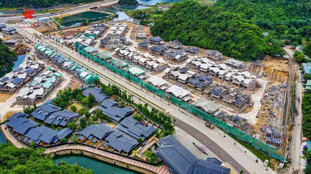 tien do sun onsen village 2021