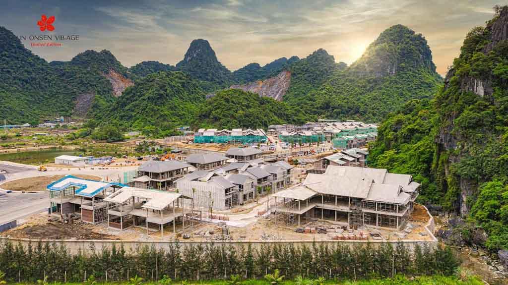 tien do sun onsen village