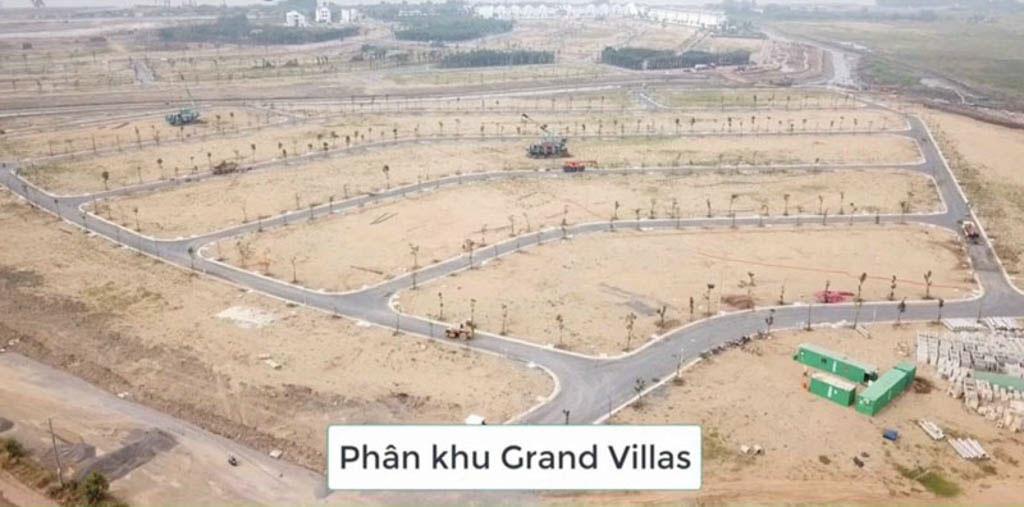 tien do grand villas aqua city 2021