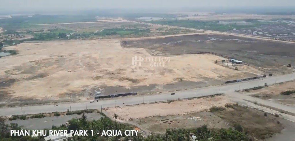 tien do phan khu river park 1 aqua city