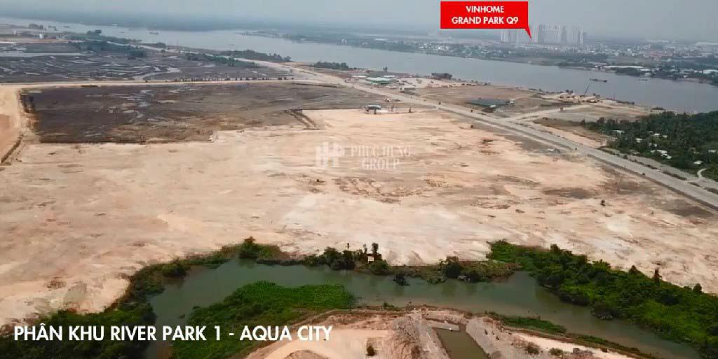 tien do du an river park 1 aqua city