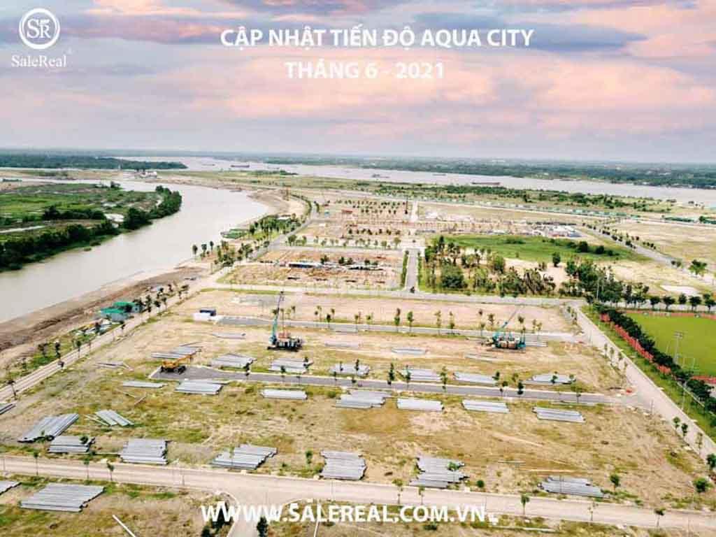 tien do sun harbor 1 aqua city nam 2021