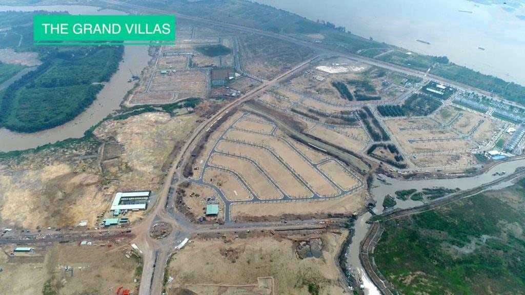 tien do grand villas aqua city
