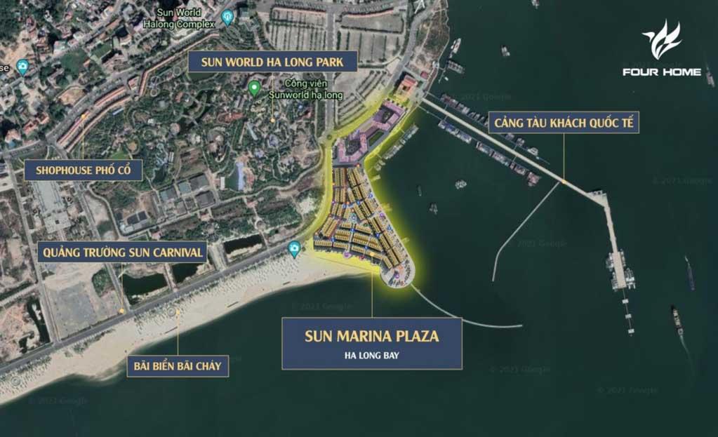 vi tri trung tam co nen dau tu sun grand marina town ha long