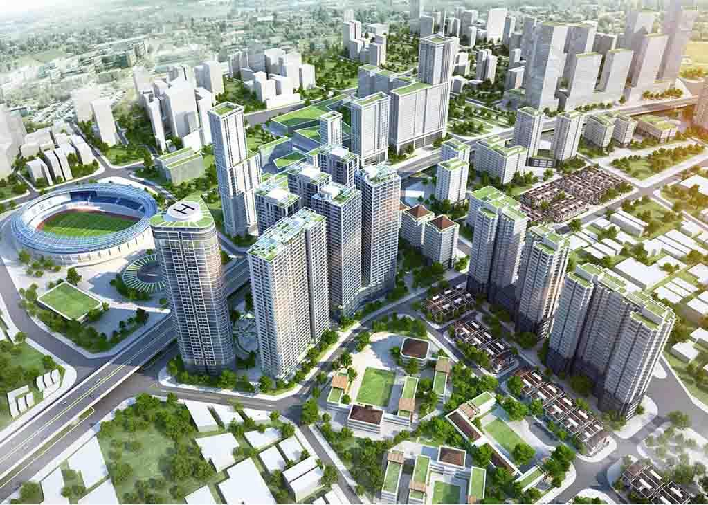 vinhomes dream city danh sach du an moi 2021 cua vinhomes