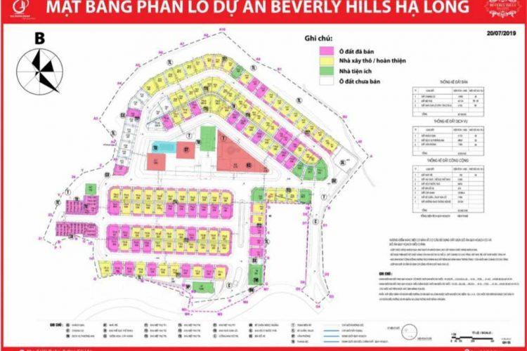 mat bang tong the beverly hills ha long