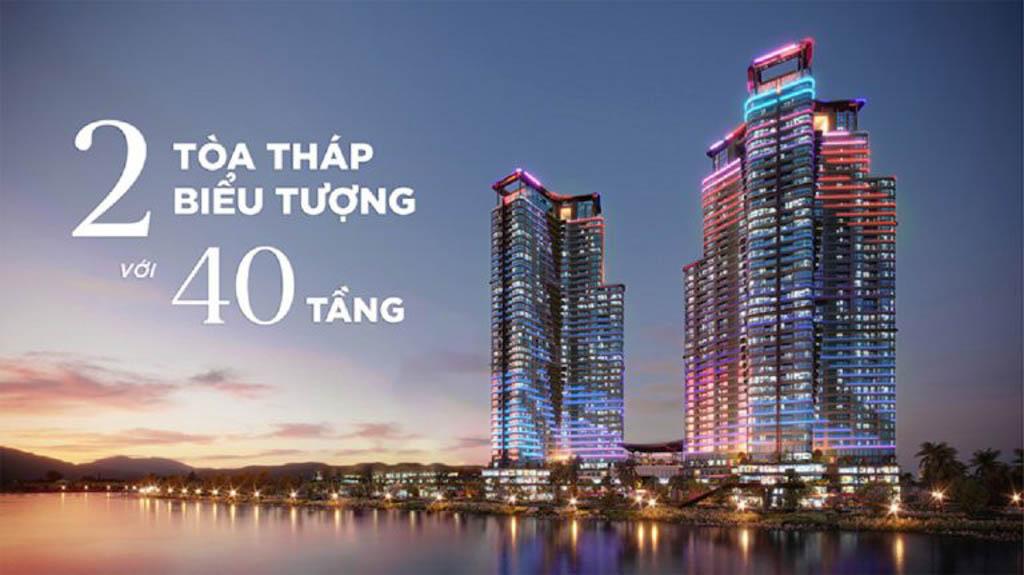 phoi canh gia ban the landmark swanlake residences