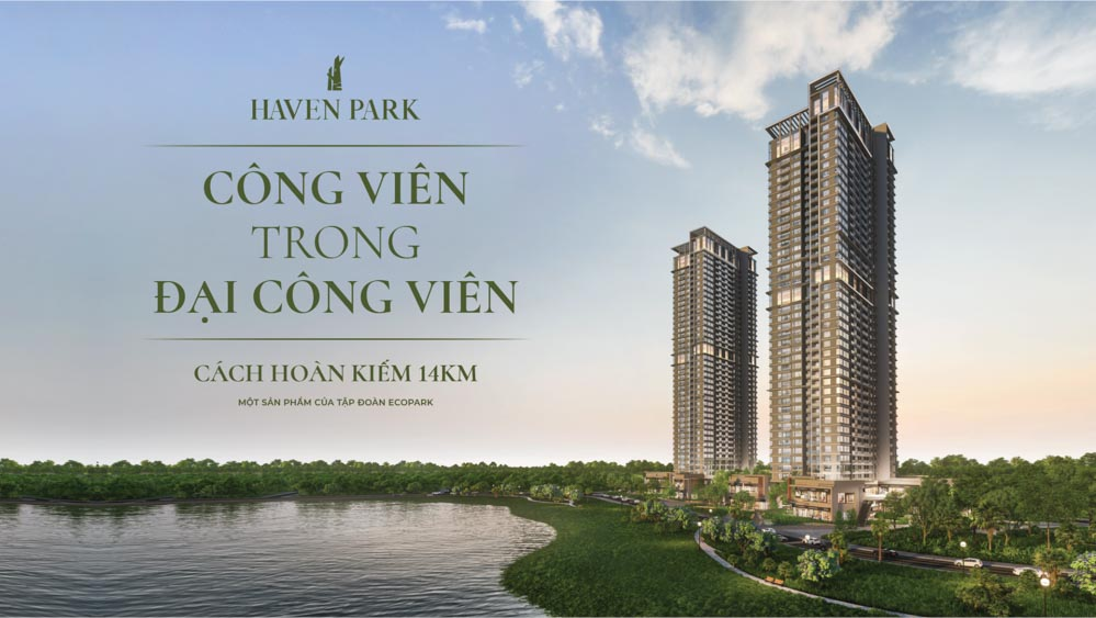 phoi canh haven park residences