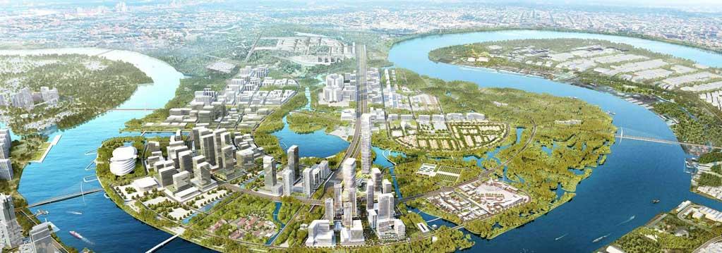 Vị trí dự án Empire City ở đâu? Tiềm năng ra sao?