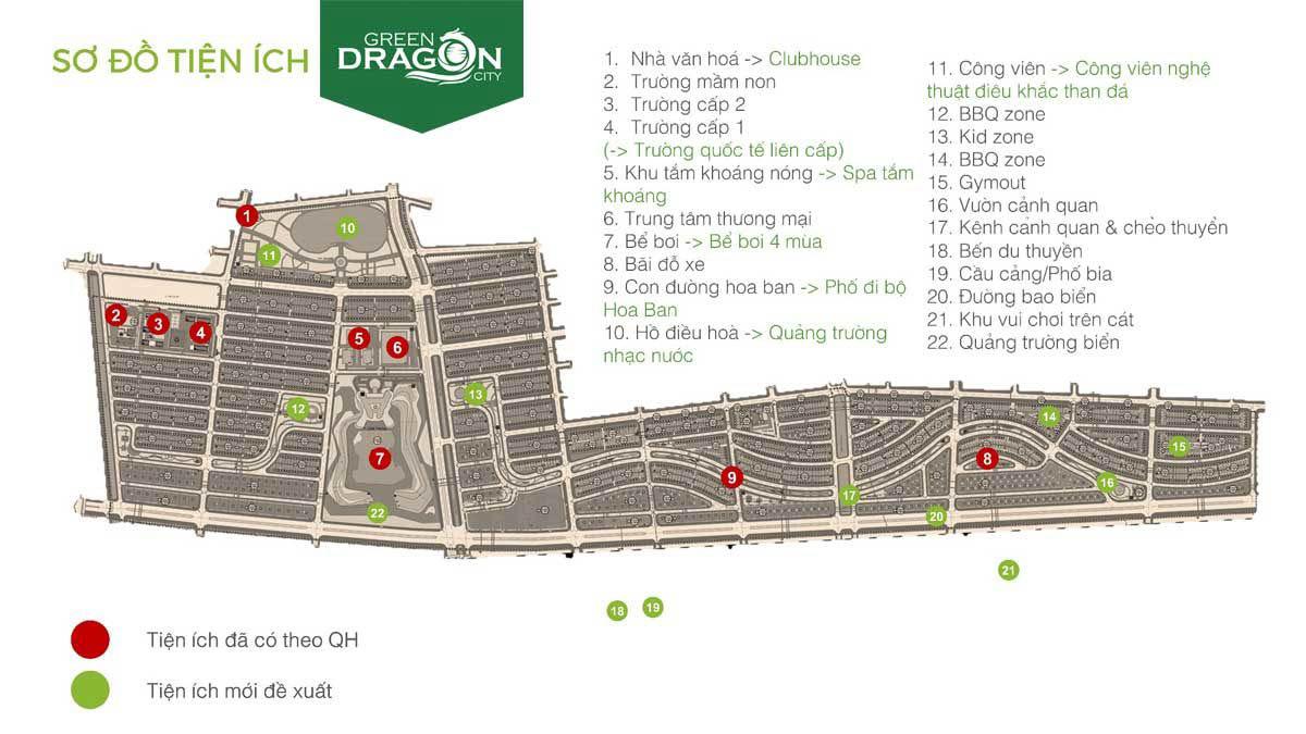 mat bang tien ich co nen mua green dragon city