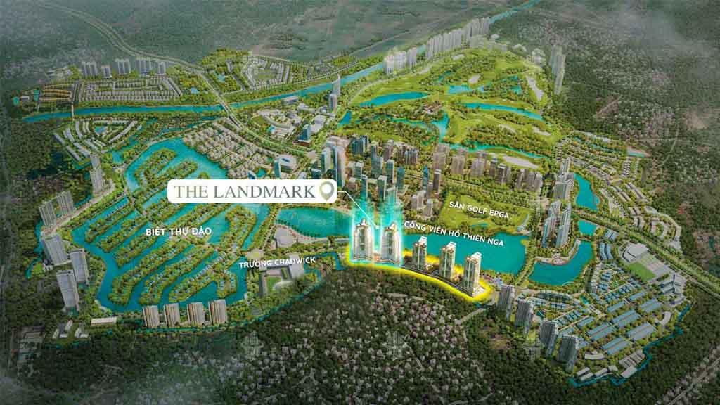 vi tri gia ban the landmark swanlake residences