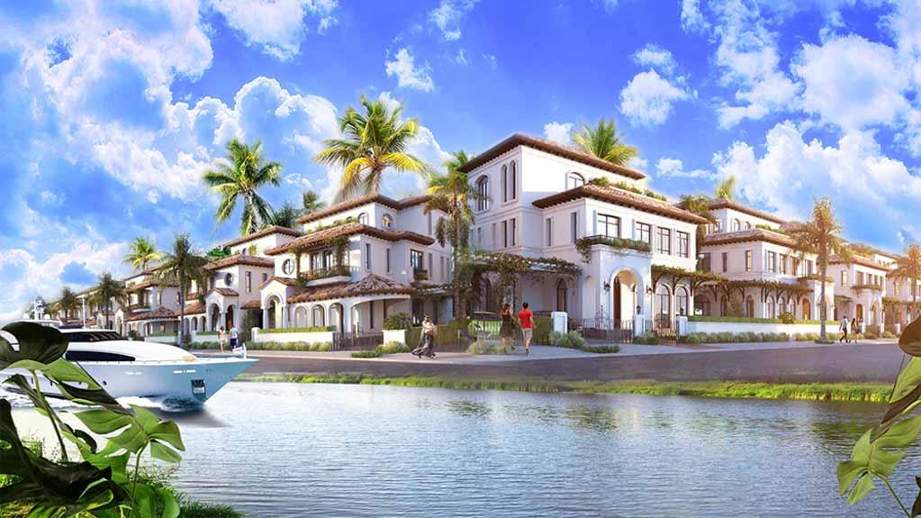 biet thu don lap gia ban sun riverside village