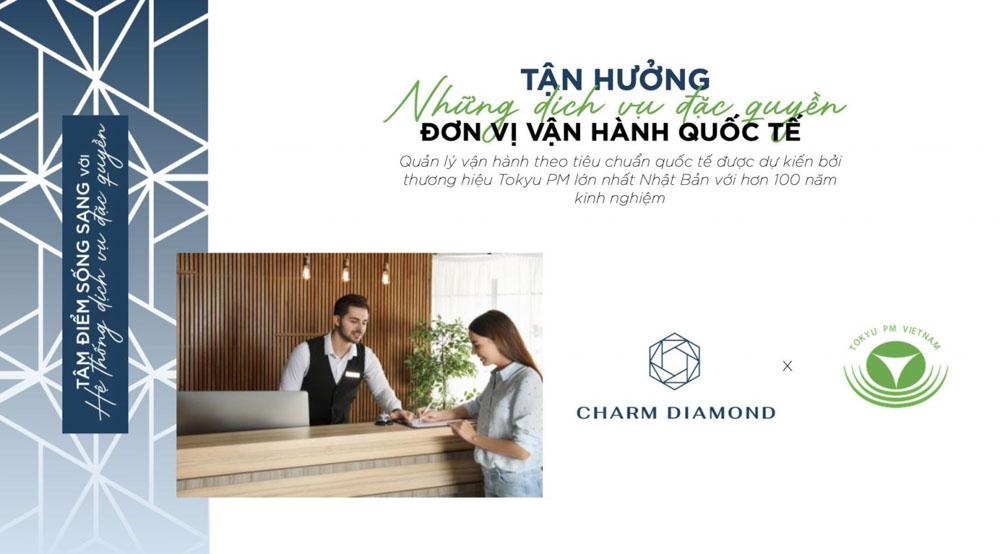 don vi van hanh vi tri charm diamond