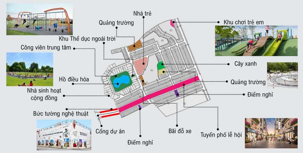 mat bang co nen mua kosy city beat thai nguyen