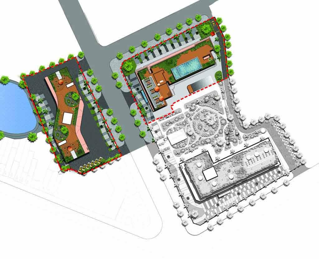 mat bang tong the apec aqua park