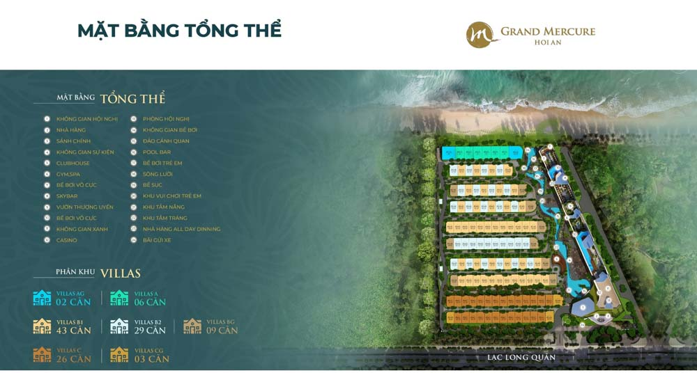 mat bang tong the grand mercure hoi an