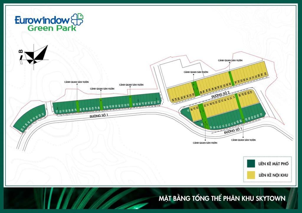 mat bang tong the eurowindow green park