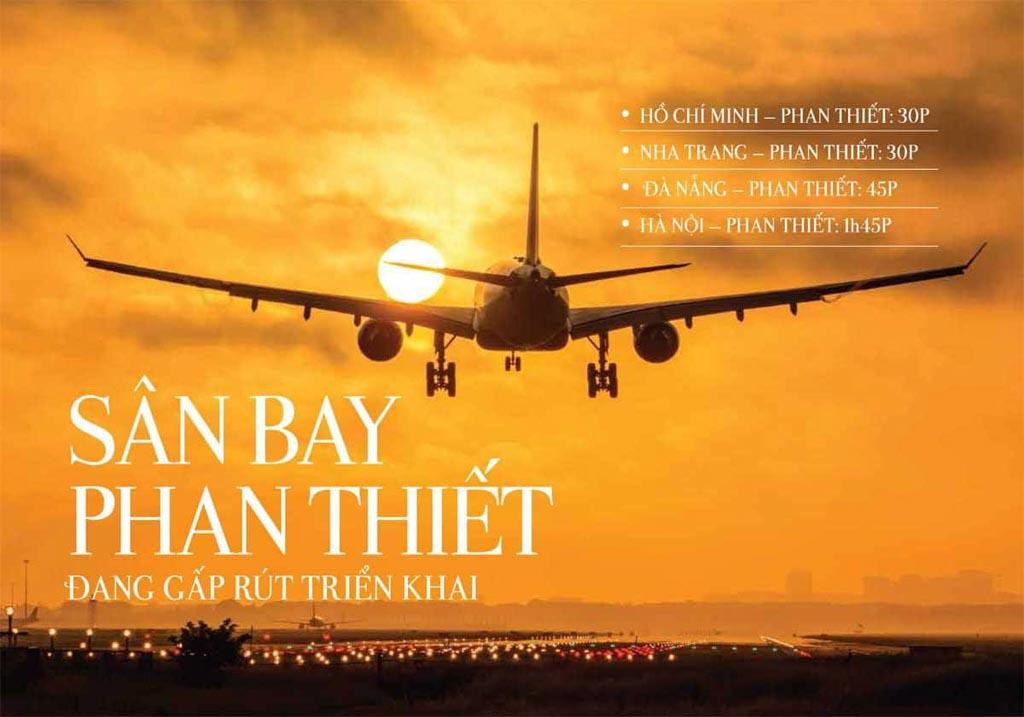 san bay phan thiet vi tri the seahara mui ne