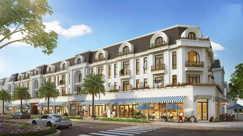 shophouse gia ban thai hung crown villas