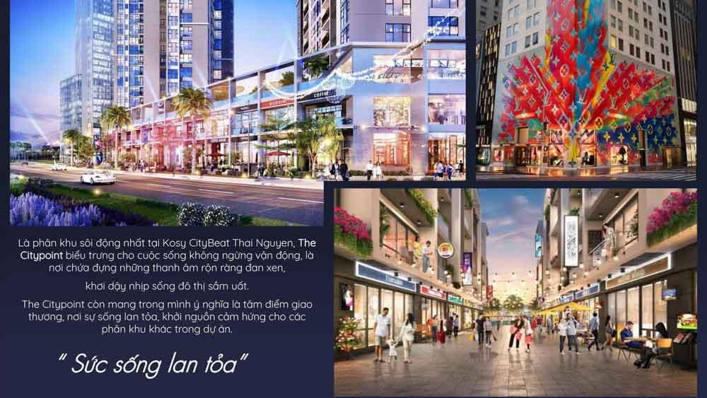 the citypoint co nen mua kosy city beat thai nguyen