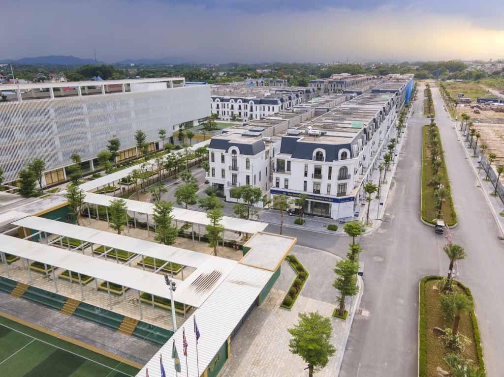 phan khu iris tien do thai hung crown villas
