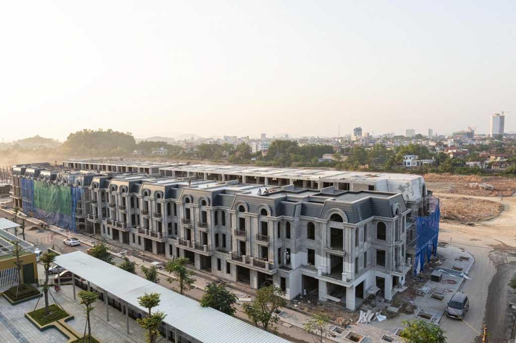tien do thai hung crown villas
