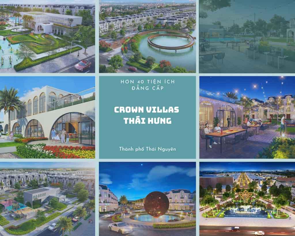 tien ich thai hung crown villas