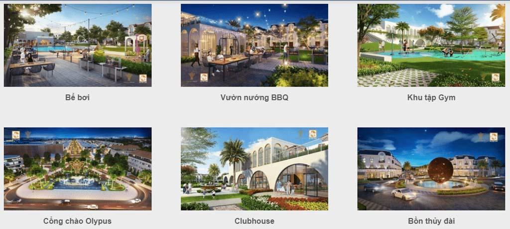 tien ich noi khu gia ban thai hung crown villas
